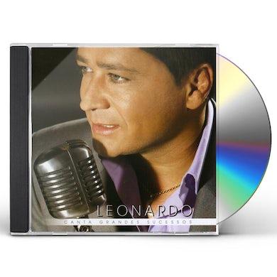 Leonardo CANTA GRANDES SUCESSOS CD