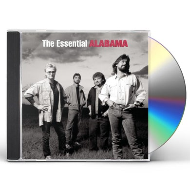 Alabama ESSENTIAL CD