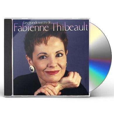 LES GRANDS SUCCES DE FABIENNE THIBEAULT CD