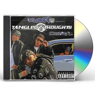 Kurupt PRESENTS TANGLED TOUGHTS: PHILLY 2 CALI CD