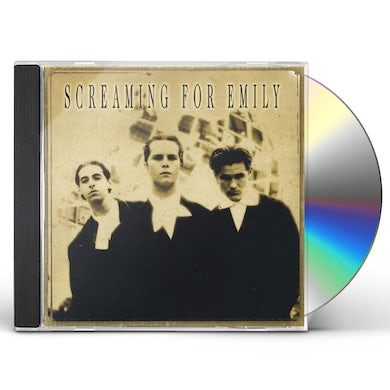 Screaming for Emily SCRIPTURES CD