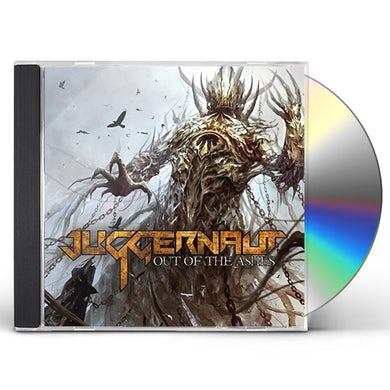 JUGGERNAUT OUT OF THE ASHES CD