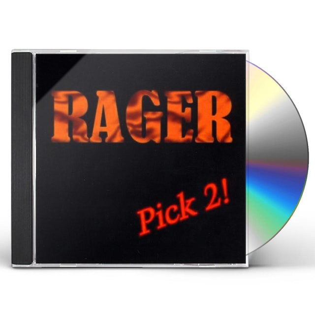 Rager PICK 2 CD