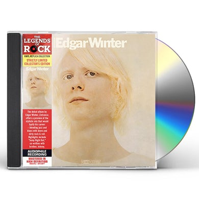 Edgar Winter ENTRANCE CD