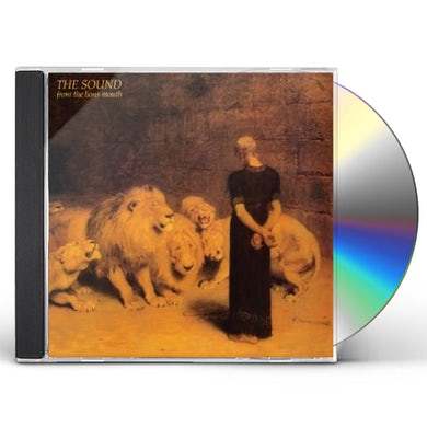 Sound FROM THE LIONS MOUTH CD