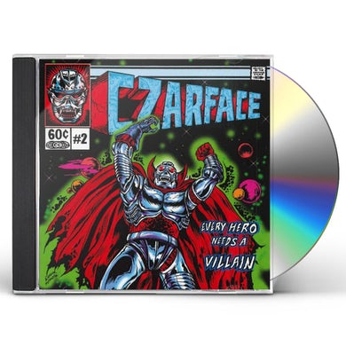 Every Hero Needs A Villain CD