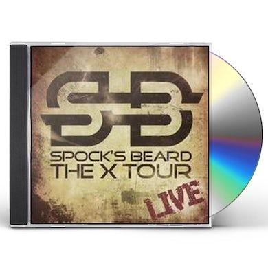 Spock'S Beard X TOUR LIVE CD
