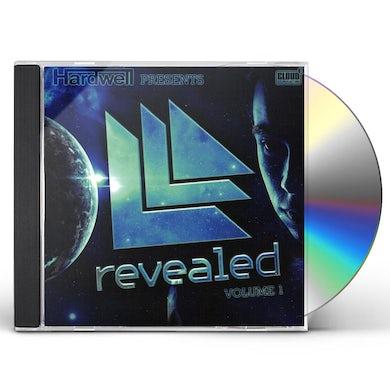 Hardwell REVEALED 1 CD