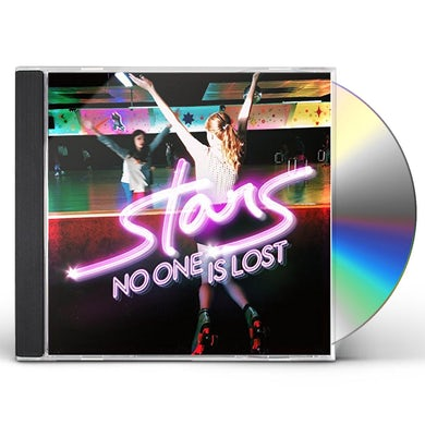 Stars NO ONE IS LOST (CANADA ONLY) CD