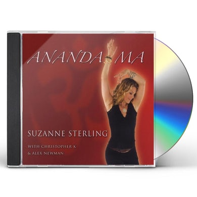 Suzanne Sterling ANANDA MA CD