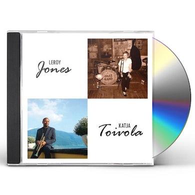 Leroy Jones KATJA TOIVOLA CD