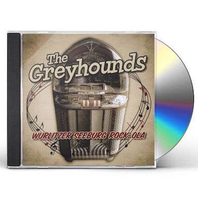 Greyhounds WURLITZER SEEBURG ROCK-OLA CD