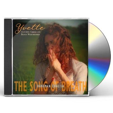 Yvette SONG OF BREATH CD