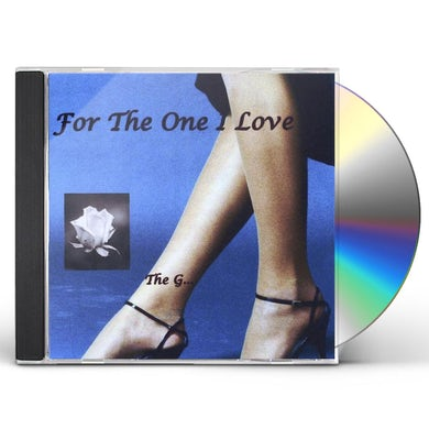 The G FOR THE ONE I LOVE CD