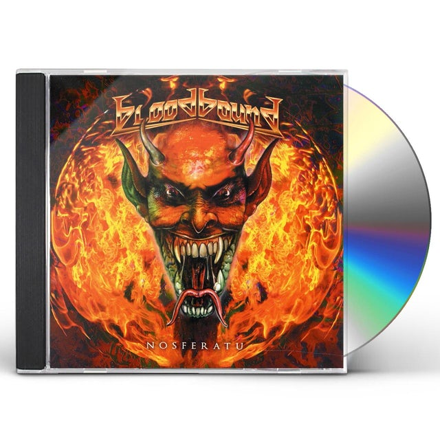 Bloodbound NOSFERATU CD