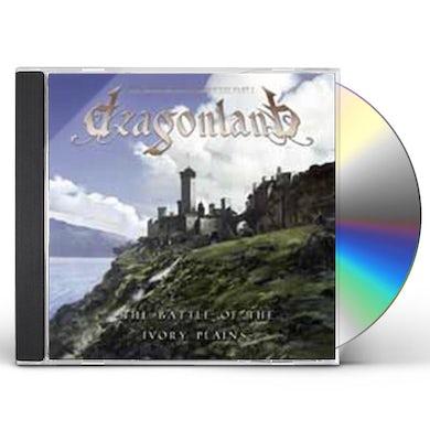 Dragonland BATTLE OF THE IVORY PLAINS CD
