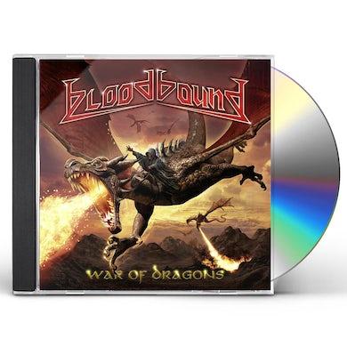 Bloodbound WAR OF DRAGONS CD