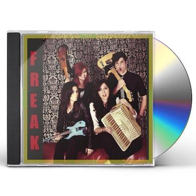 Siloam FREAK CD