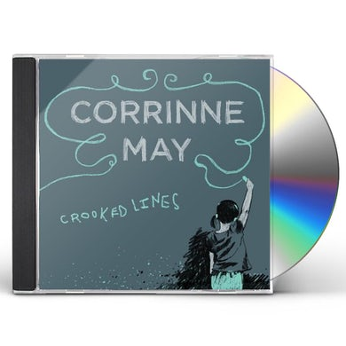 Corrinne May CROOKED LINES CD