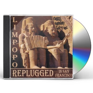Limpopo REPLUGGED IN SAN FRANCISCO CD