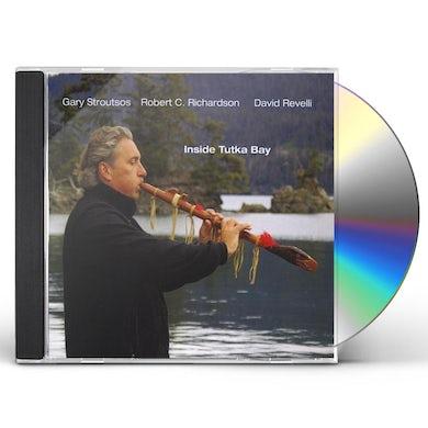 Gary Stroutsos INSIDE TUTKA BAY CD