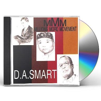 D.A. Smart MILLIONS MORE MOVEMENT CD