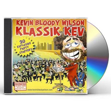Kevin Bloody Wilson KLASSIC KEV CD