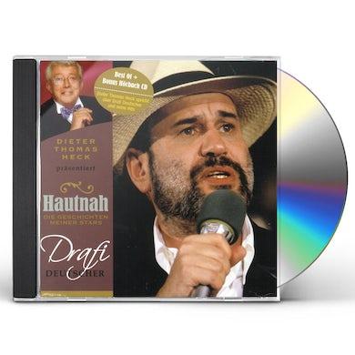 Drafi Deutscher HAUTNAH: DIE GESCHICHTEN MEINER STARS CD