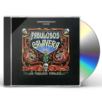 FABULOSOS CADILLACS FABULOSOS CALAVERA CD