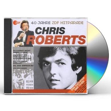Chris Roberts DAS BESTE AUS 40 JAHREN HITPARADE CD