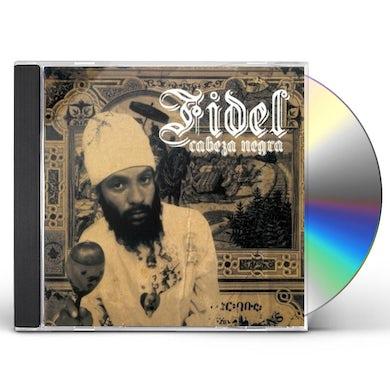 Fidel Nadal CABEZA NEGRA CD