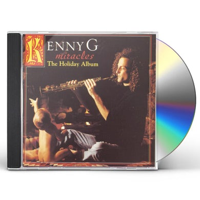 Kenny G Miracles: The Holiday Album CD