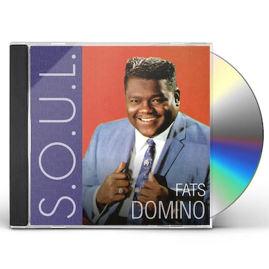 Fats Domino S.O.U.L. - LIVE CD