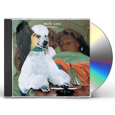 White Lung DEEP FANTASY CD