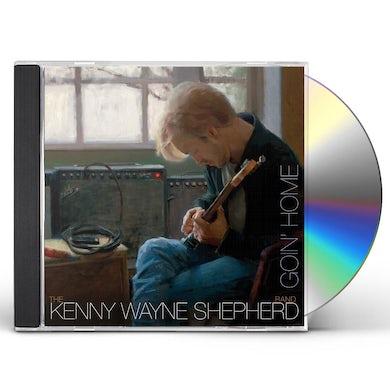 Kenny Wayne Shepherd GOING HOME CD