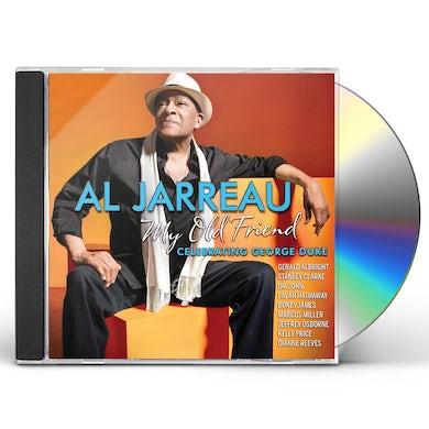 Al Jarreau MY OLD FRIEND: CELEBRATING GEORGE DUKE CD