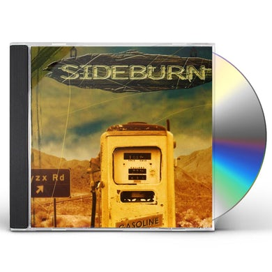 SIDEBURN GASOLINE REISSUE CD
