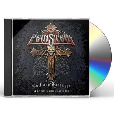 David Rock Feinstein HAIL & FAREWELL CD