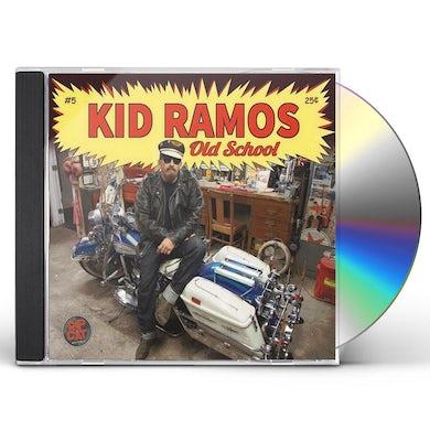 Kid Ramos OLD SCHOOL CD