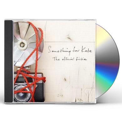 Something For Kate OFFICIAL FICTION CD