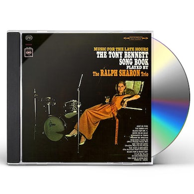 Ralph Sharon MUSIC FOR THE AFTER HOUR: TONY BENNETT SONG BOOK CD