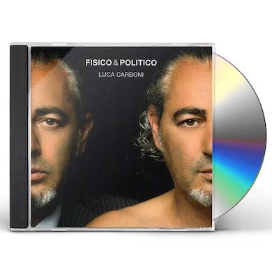 Luca Carboni FISICO & POLITICO CD
