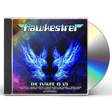 Hawkestrel Future Is Us CD