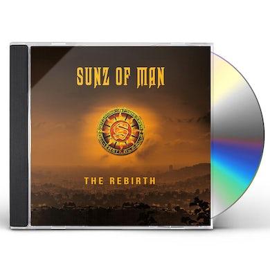 Sunz Of Man Rebirth CD