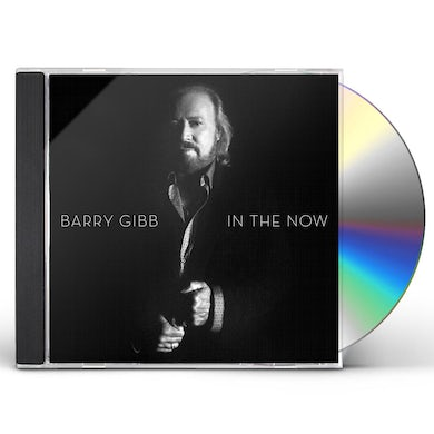 Barry Gibb IN THE NOW CD