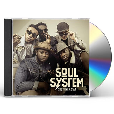 Soul System SHE'S LIKE A STAR CD