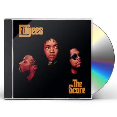 Fugees SCORE (GOLD SERIES) CD