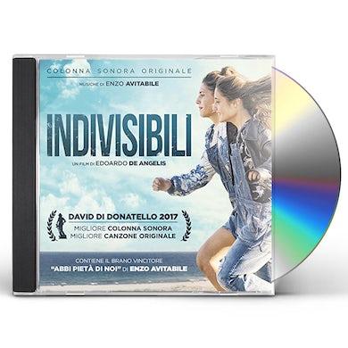 Enzo Avitabile INDIVISIBILI / Original Soundtrack CD