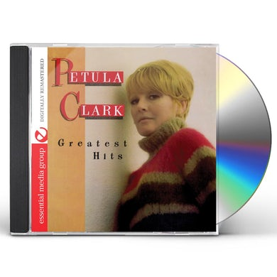 Petula Clark GREATEST HITS CD