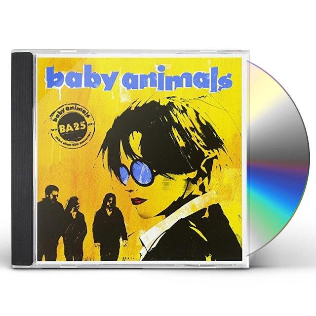 Baby Animals CD